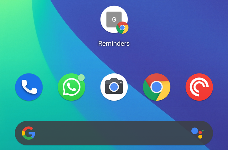 How to add a homescreen shortcut to your Google Assistant reminders