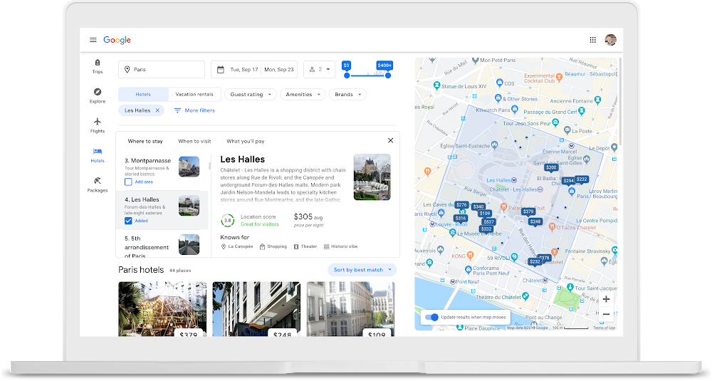 Google Maps Adds AR & Travel Features & Will Guarantee Flight Prices