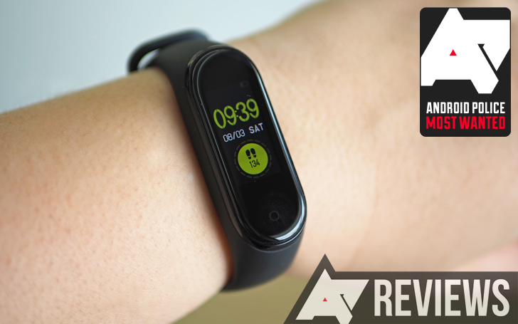 Xiaomi Mi Band 4 review: Cheap and decent activity tracking, but not