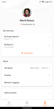 Xiaomi Mi Band 4 review: Cheap and decent activity tracking
