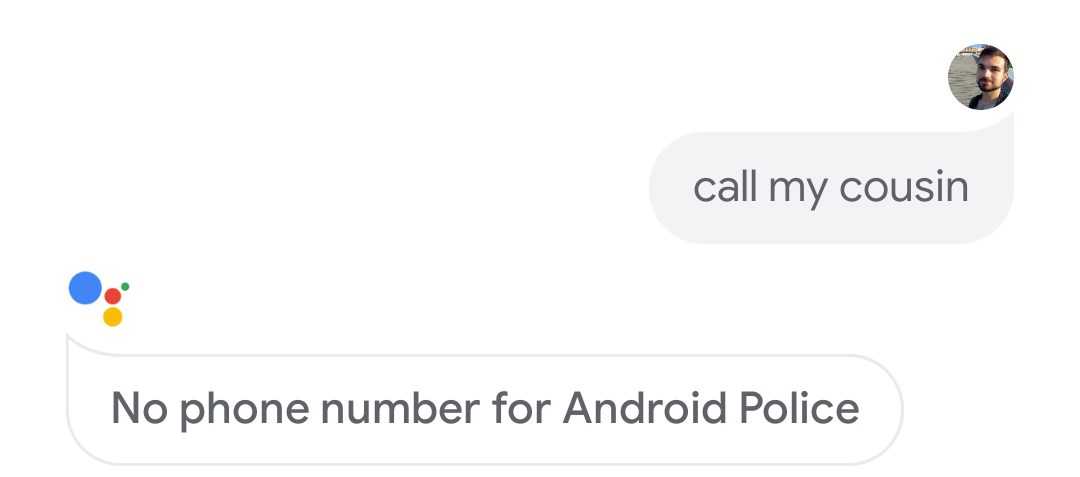 Google Assistant simplifies family group and contact relationship management