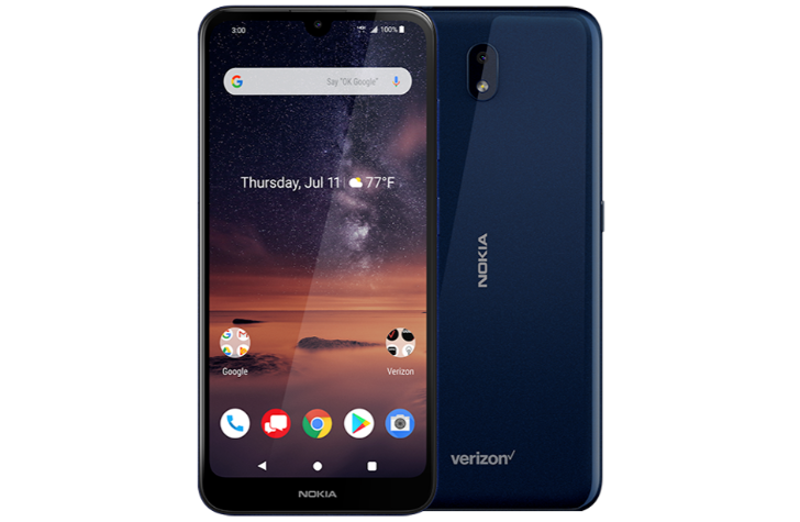 [Update: Now available] HMD announces its first post-paid device on Verizon, the $168 Nokia 3 V