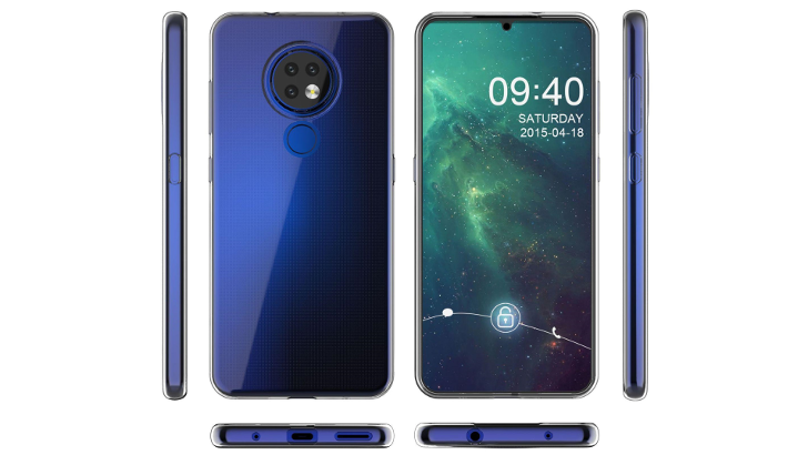 Nokia 7.2 and its 48MP camera surfaces ahead of HMD Global IFA event
