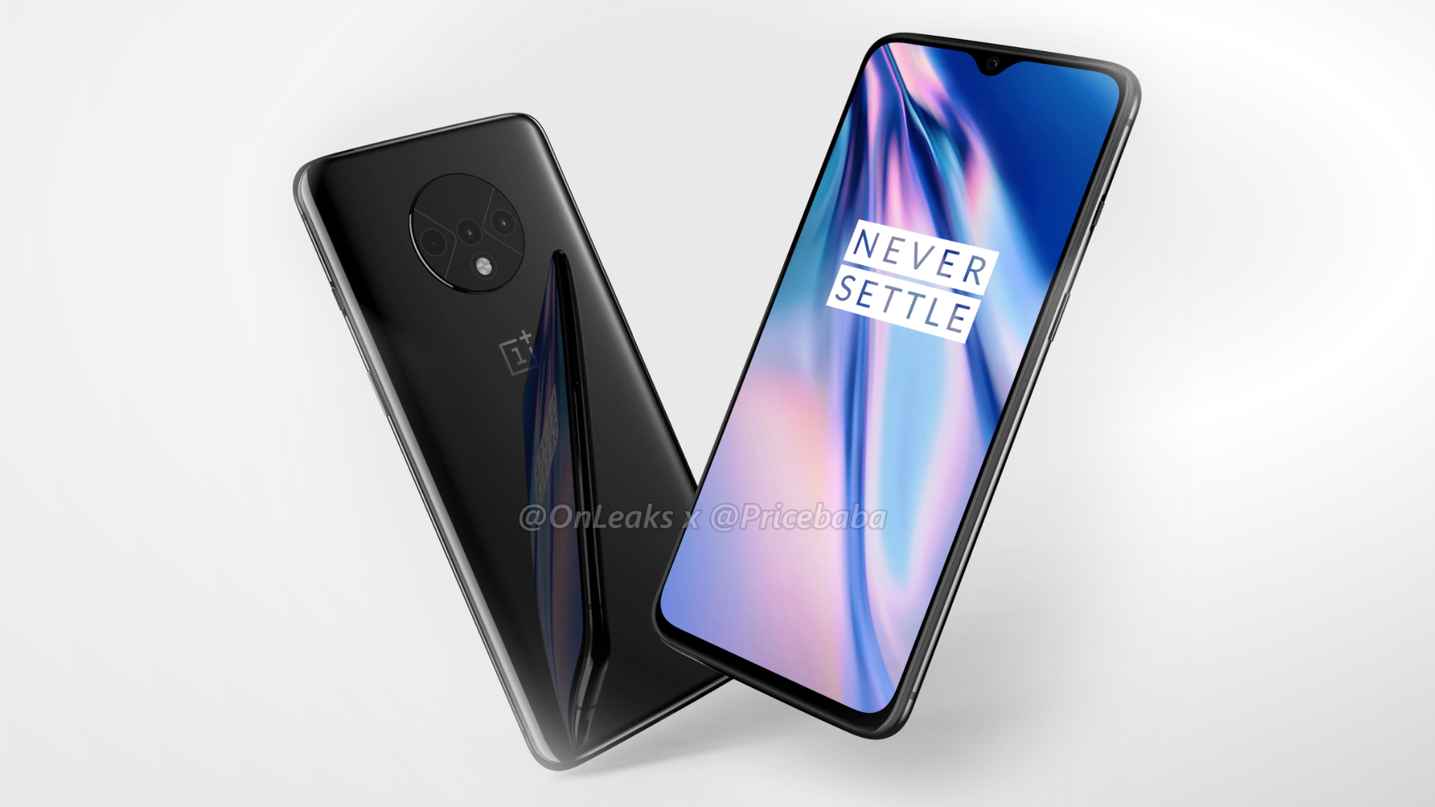 Look at these OnePlus 7T renders, but mind the camera hump