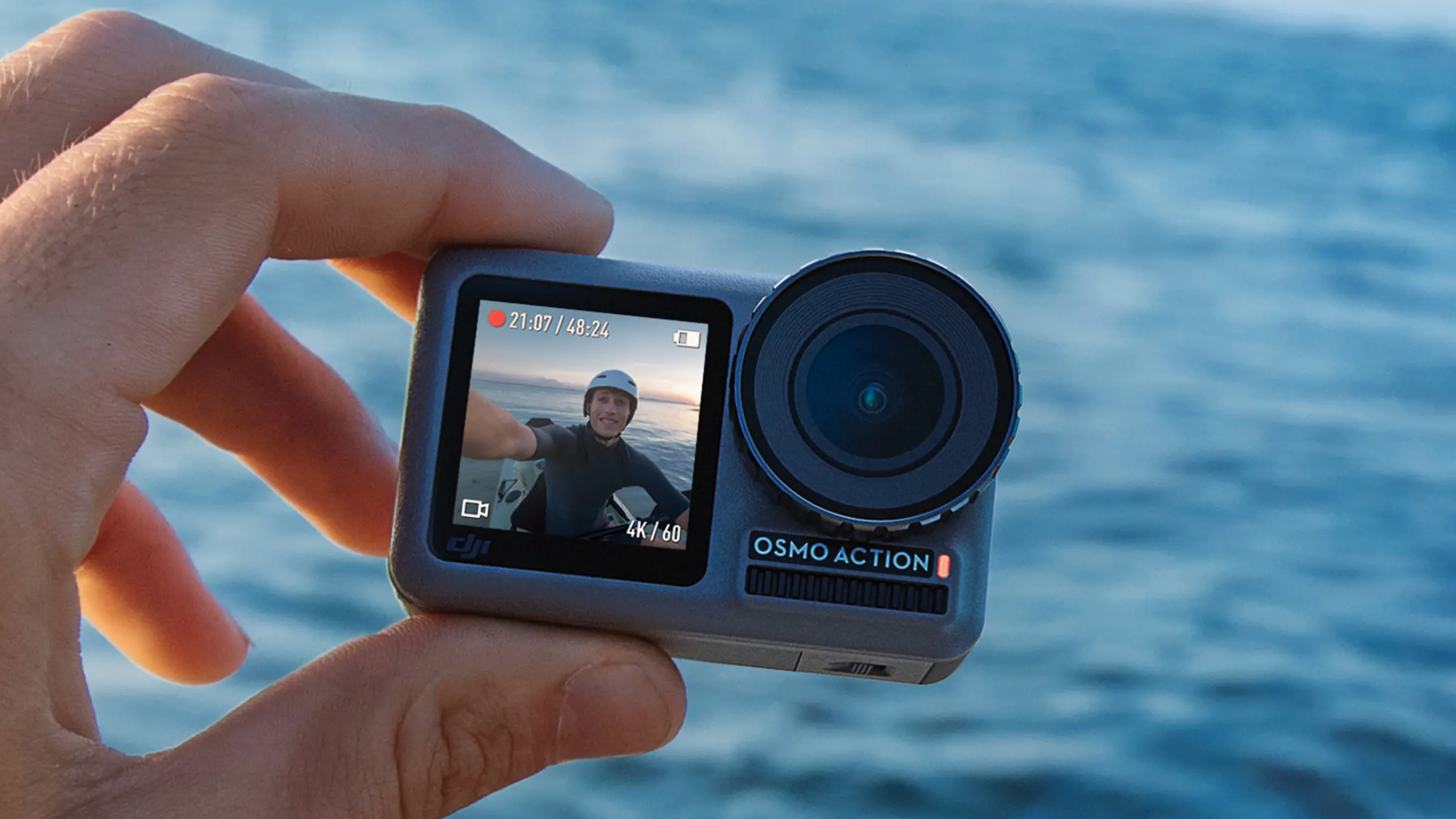 DJI Osmo Action Cam hits all-time low of $261 ($89 off) this Labor Day weekend