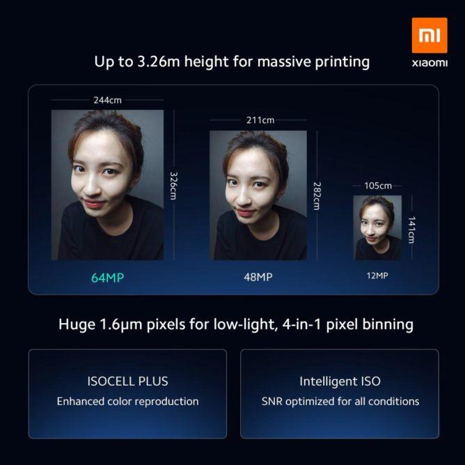 samsung xiaomi camera a 668x668 - [Update: Samsung compartilha detalhes] Xiaomi pode possivelmente possuir a futura câmera de 100MP da Samsung em um telefone celular algum dia - Polícia Android