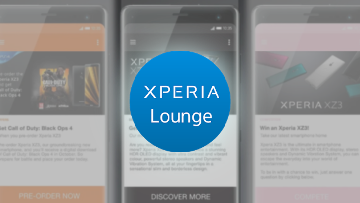 Sony app deaths continue with Xperia Lounge shutting down this month