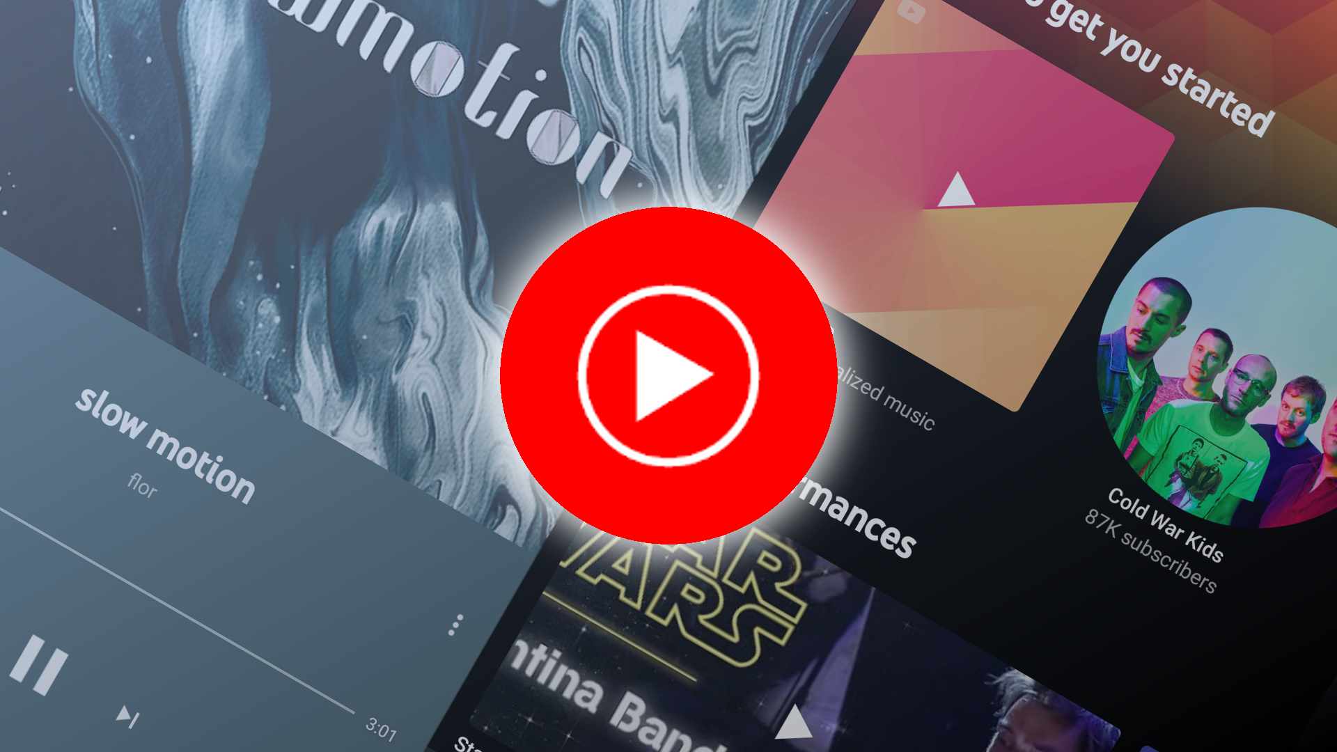 YouTube Music relaxes its draconian restriction when traveling to an unsupported country