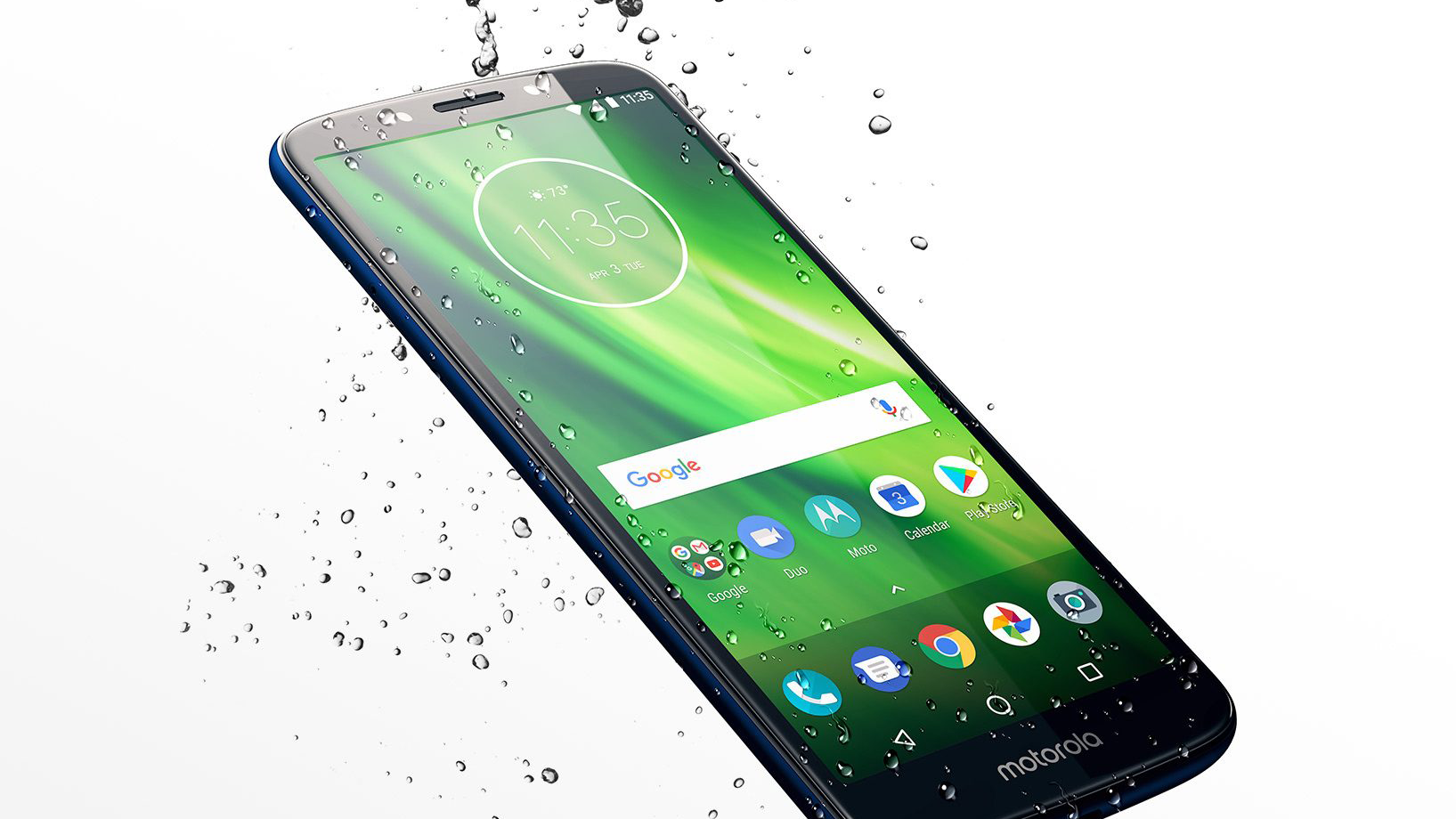 Get an unlocked Prime Exclusive Moto G6 Play for $150 ($40 off) on Amazon