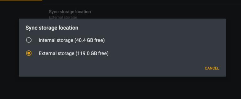 How to enable SD-Card storage on your Chromebook for Android applications