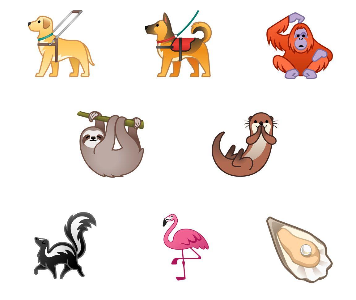 Android 10 emoji changes detailed, including gender-neutral