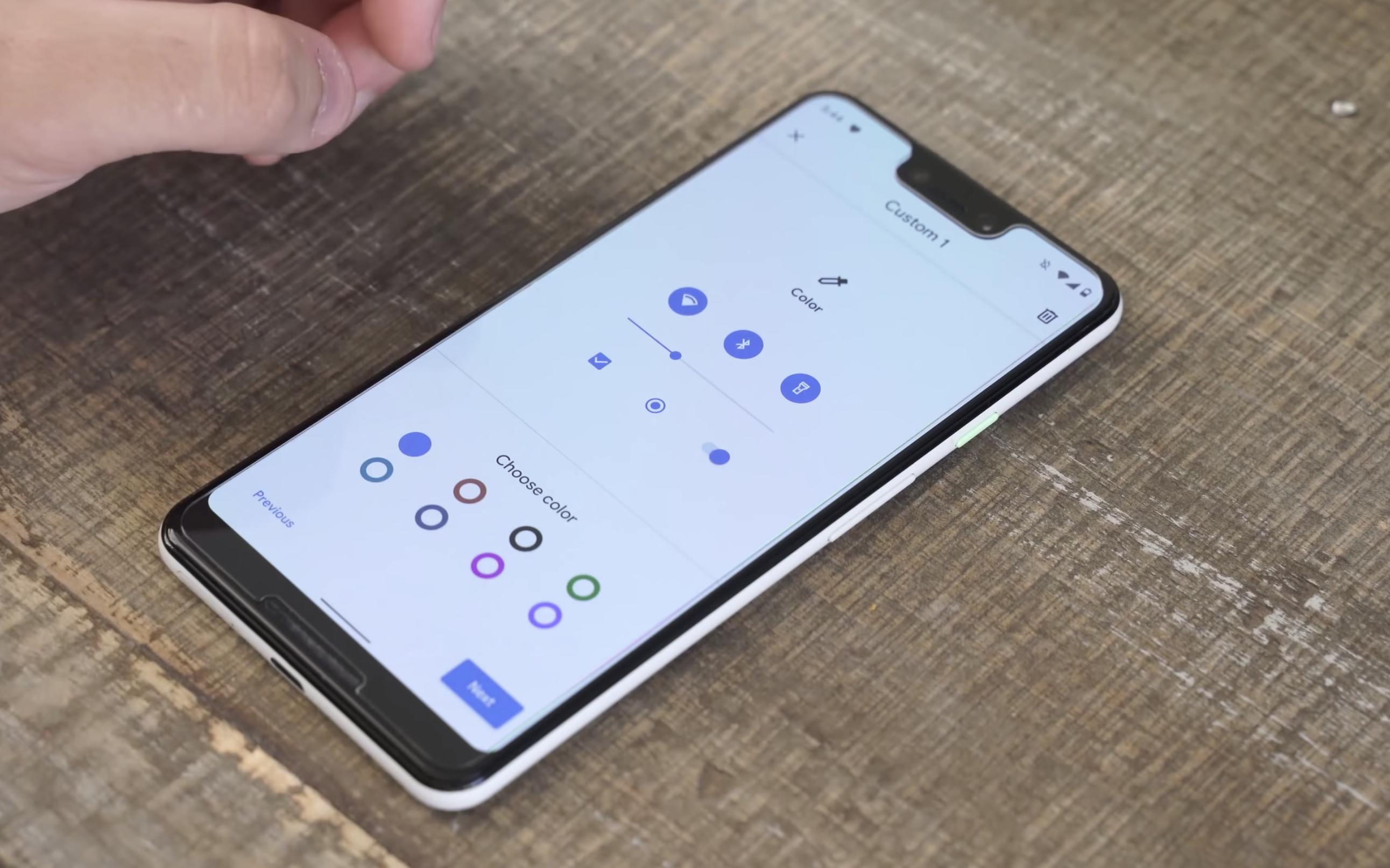 Update New Recorder Features Pixel 4 Theming Wallpaper