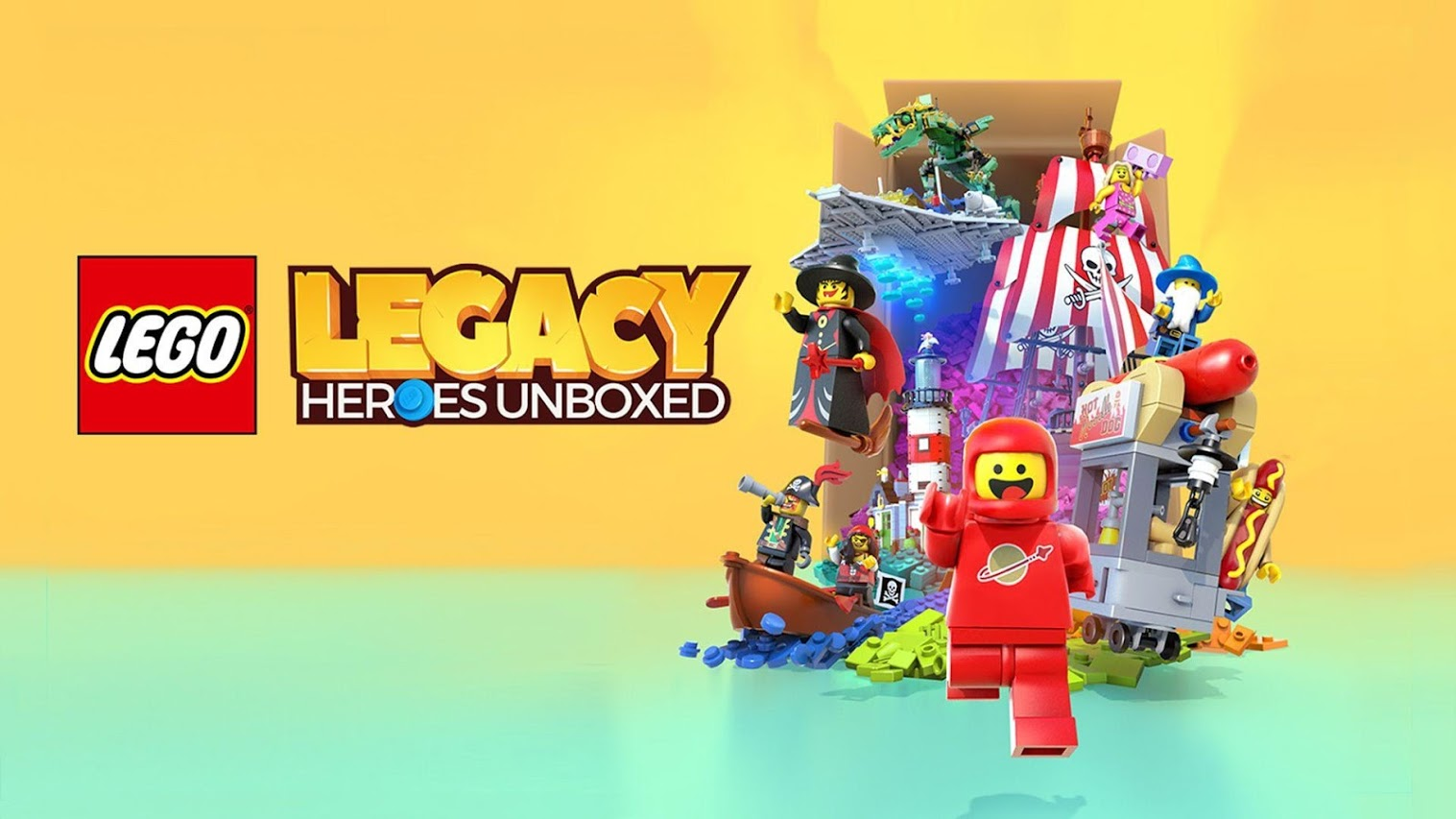 LEGO Legacy: Heroes Unboxed up for pre-reg on Play Store with F2P collect-a-thon action