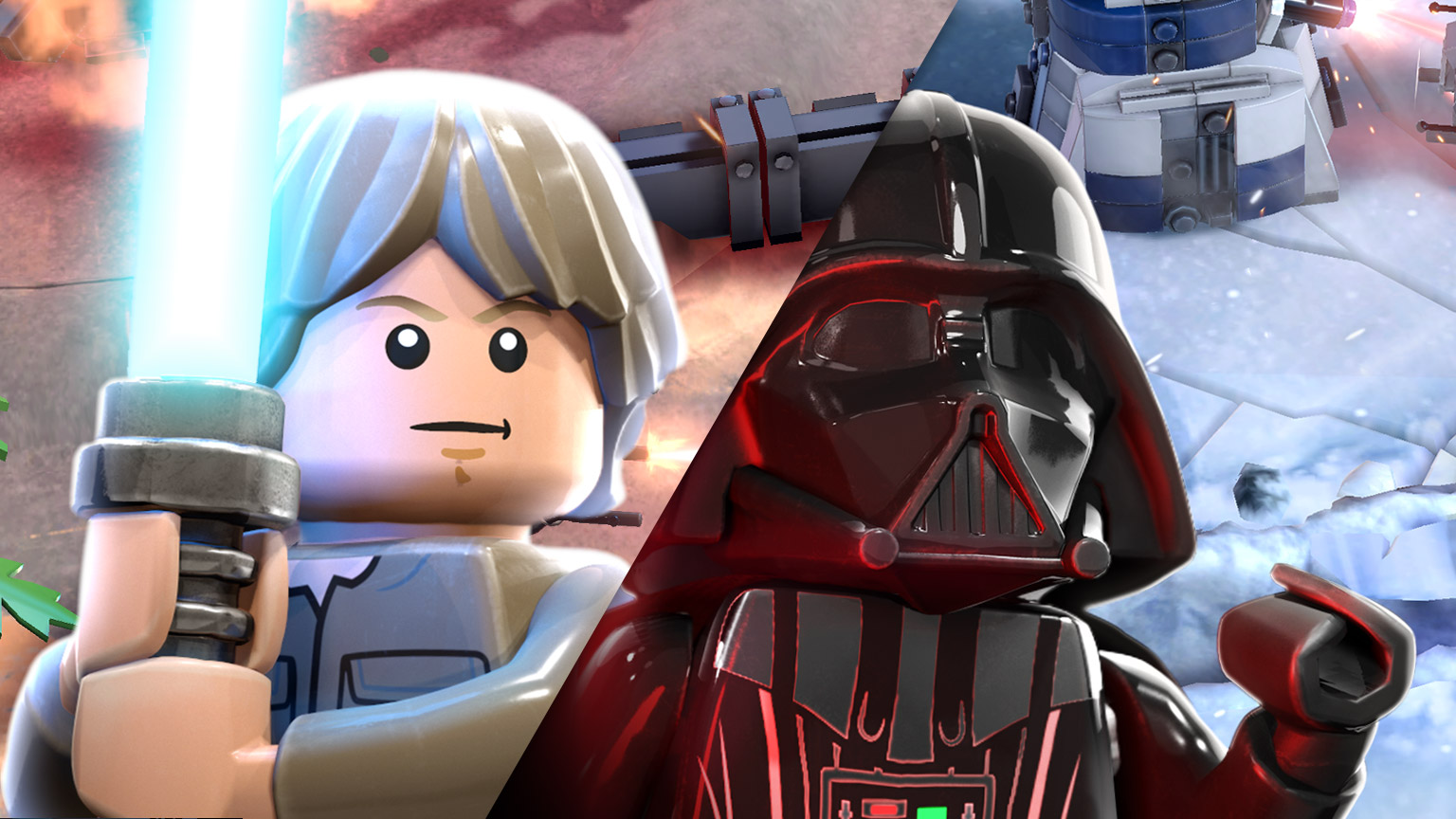 Android Games 2020.Lego Star Wars Battles Ftp Strategy Game Coming To Android