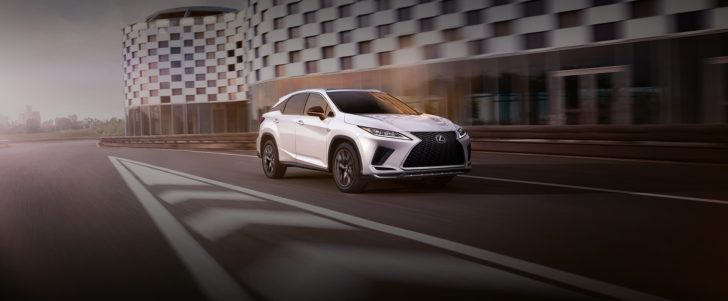 Lexus brings Android Auto to its cars, following Toyota's footsteps