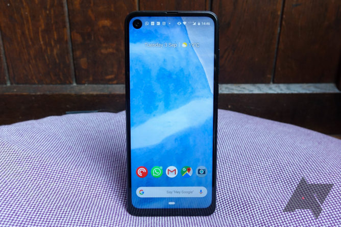 The Motorola One Action gives the Moto G a run for its money