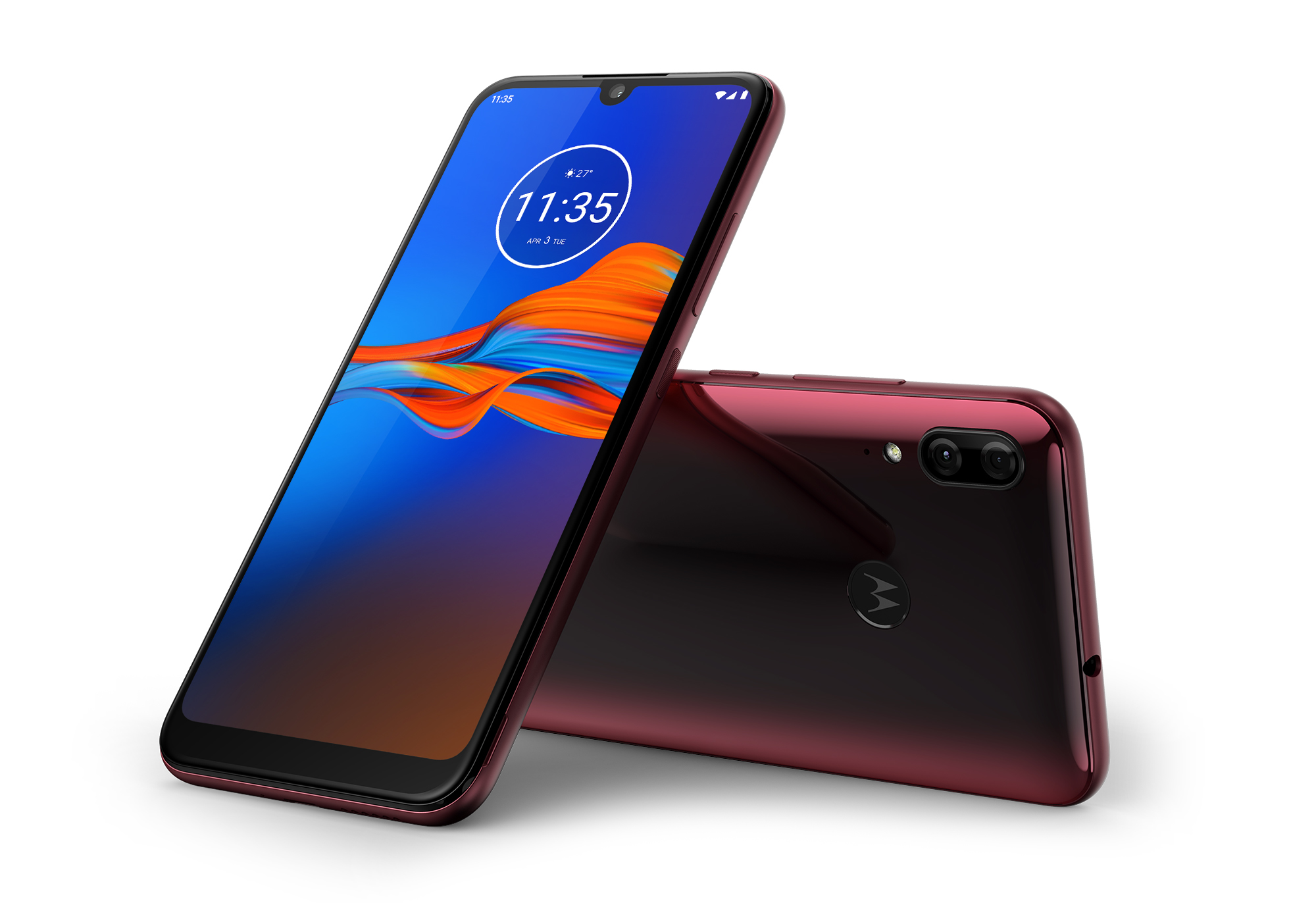 The Moto E6 Plus is official with display notch and MediaTek chip