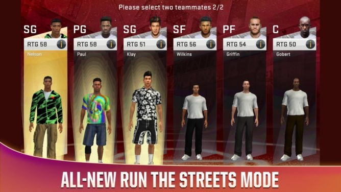 NBA 2K20 is available on the Play Store, complete with