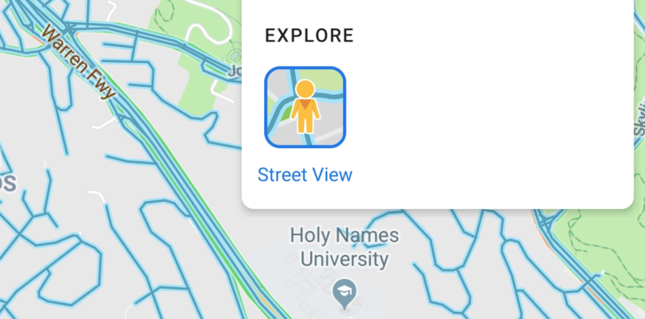 , Google Maps on Android now has a Street View layer, Next TGP