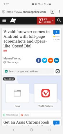Best Android browser: Comparing web browsers and Chrome