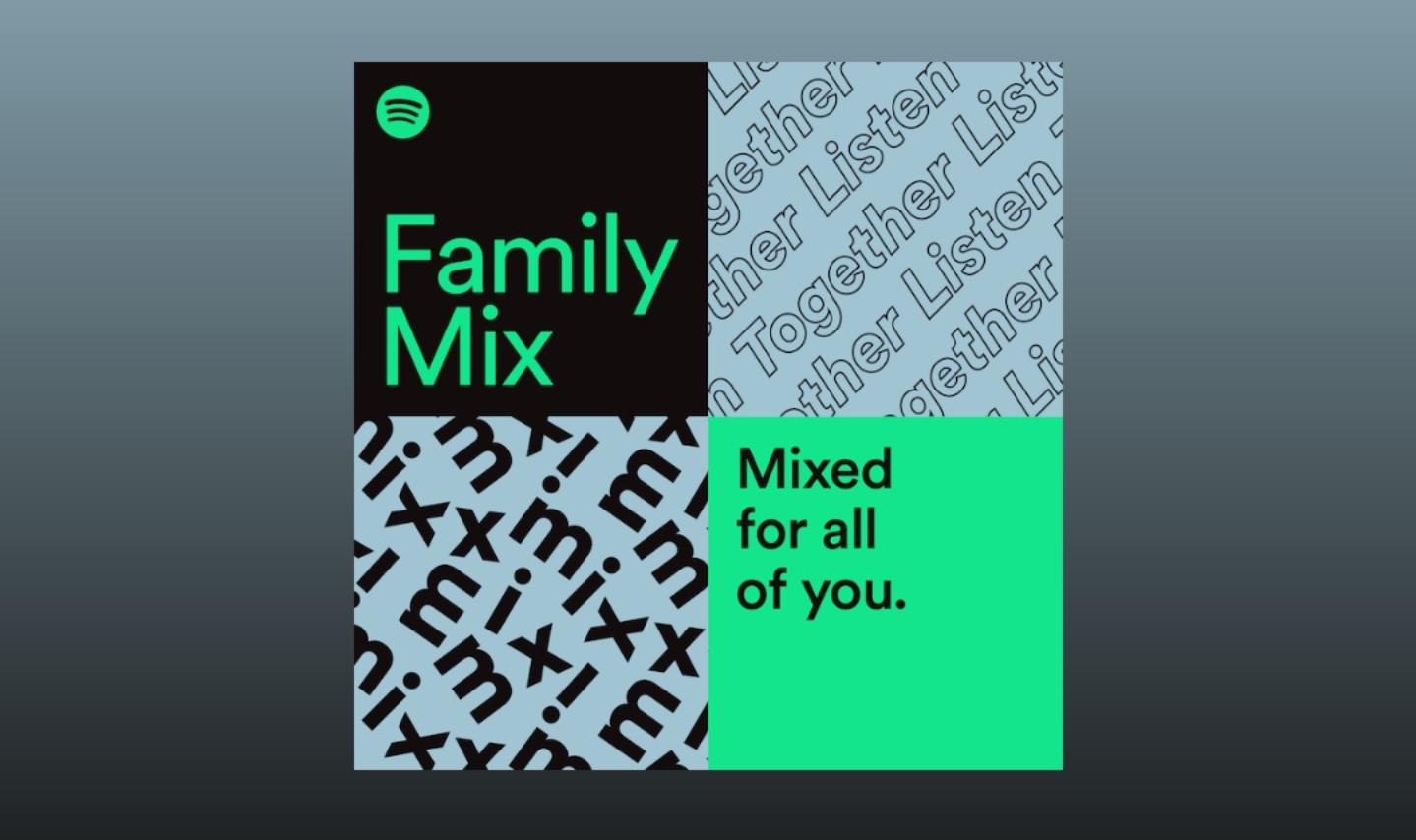 Spotify Family Playlist Teilen