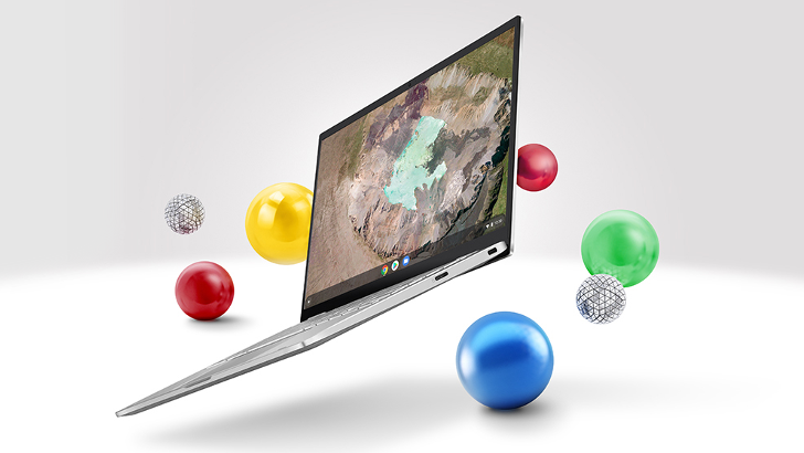 Asus's new Chromebook C425 trades touchscreen to get more