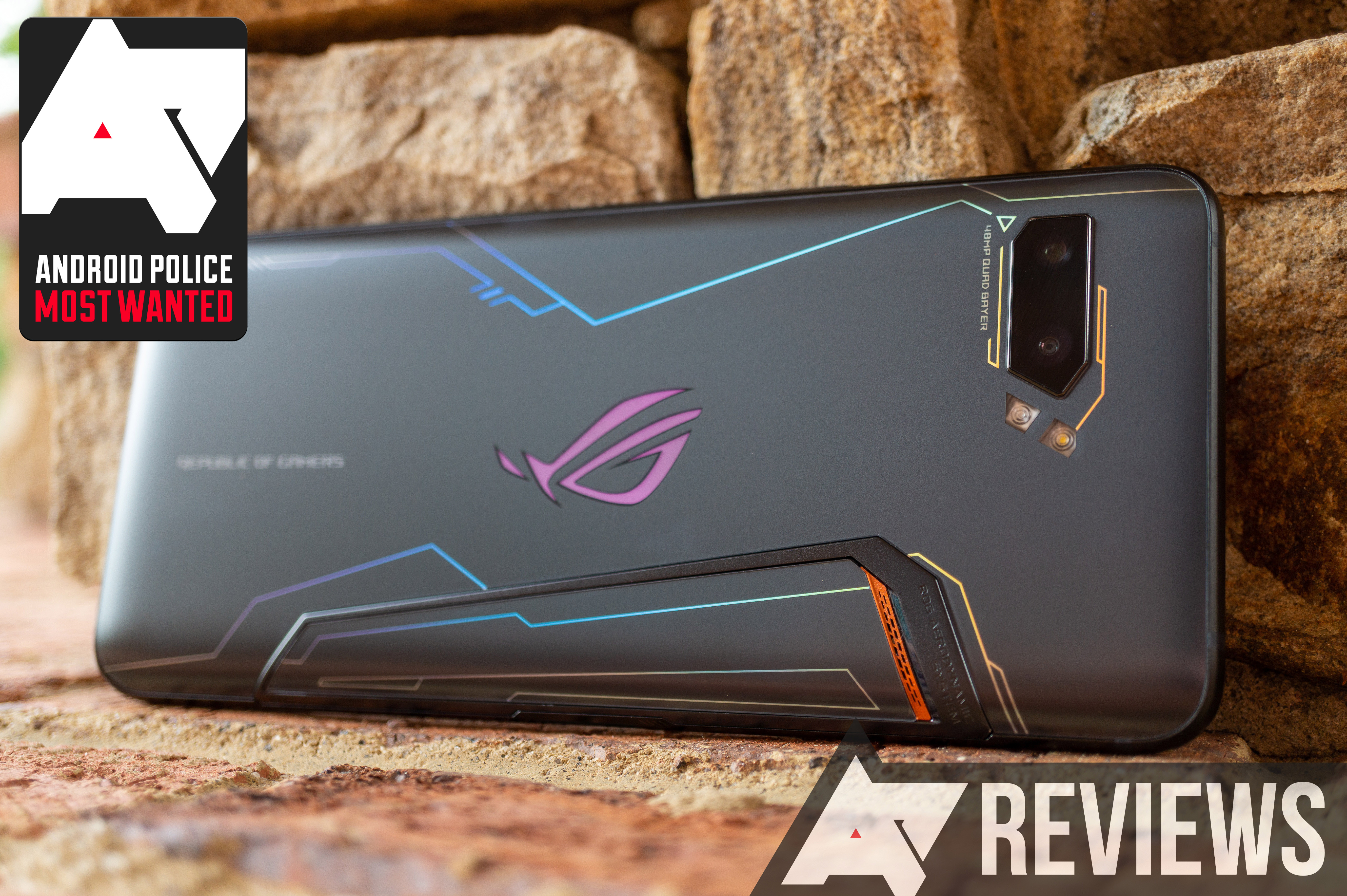 Asus ROG Phone 2 review: The race car that wants to be your daily driver
