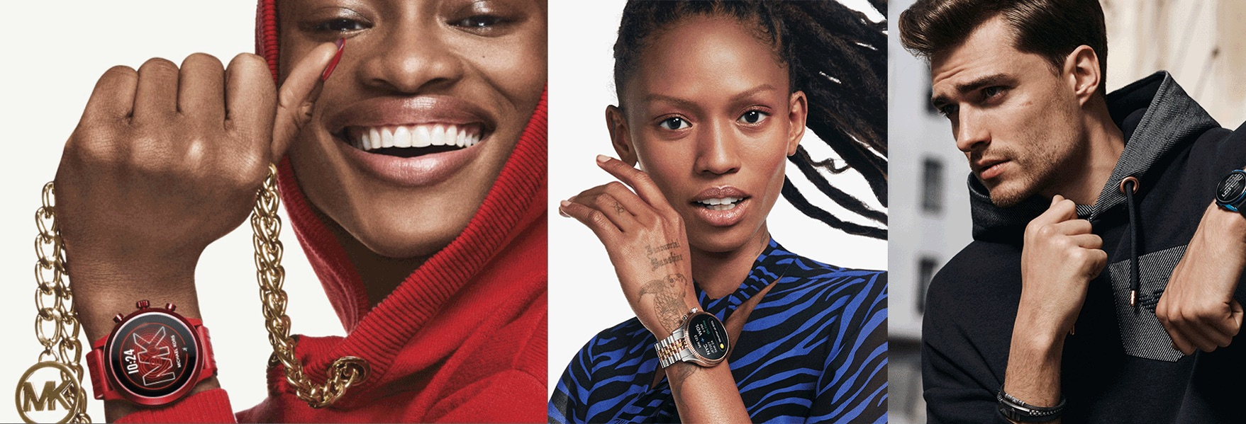 Puma, Michael Kors, Armani, and Diesel all introduced Snapdragon Wear 3100 smartwatches at IFA