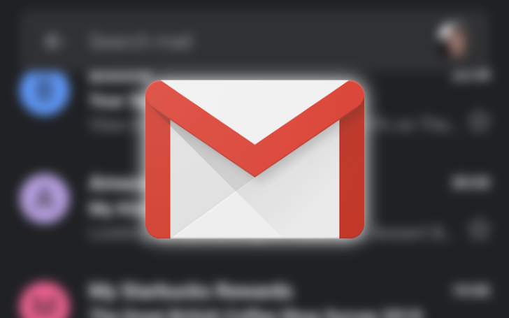 Gmail's Dark Theme Starts to Rollout