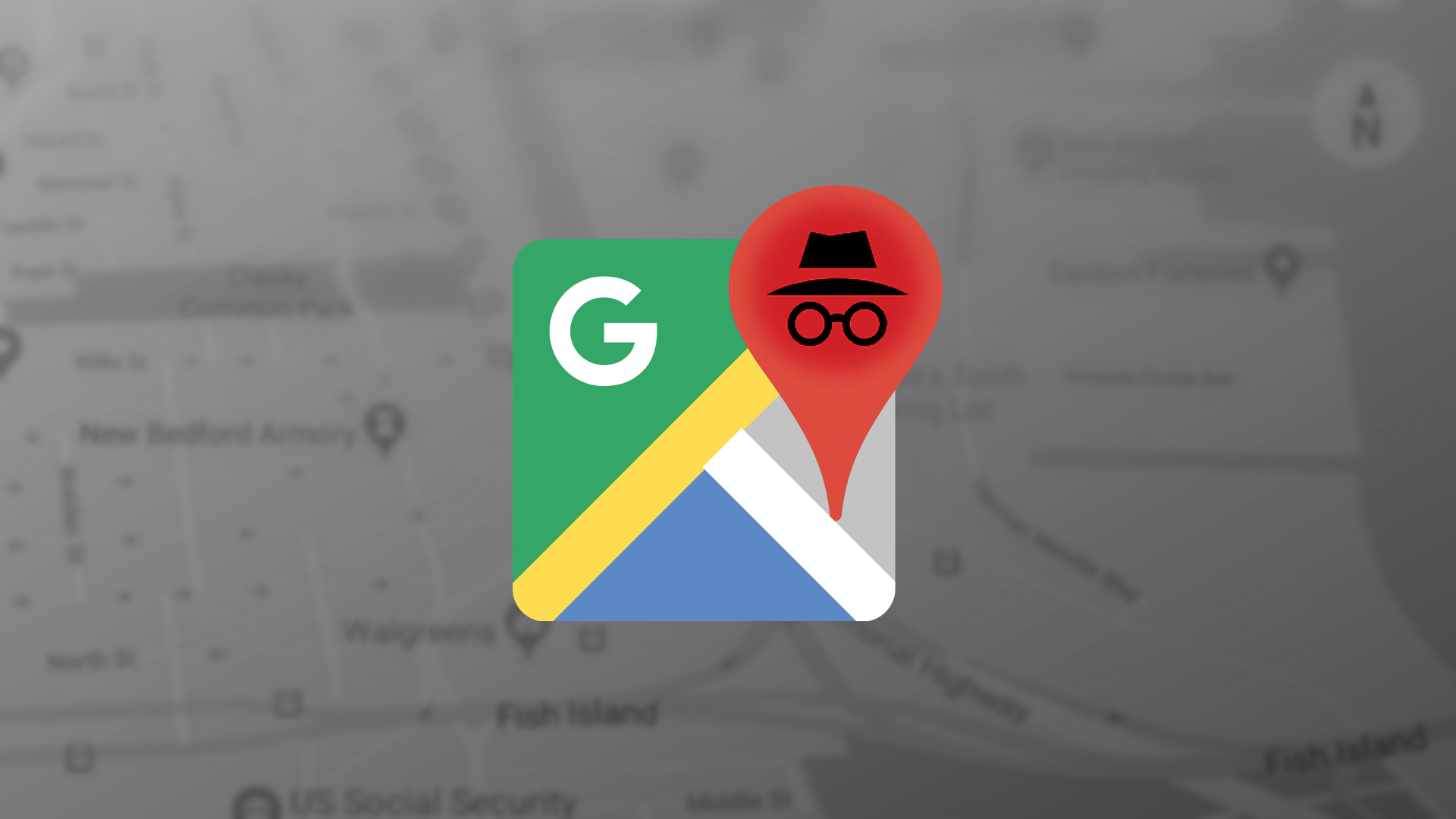 Image result for google maps incognito