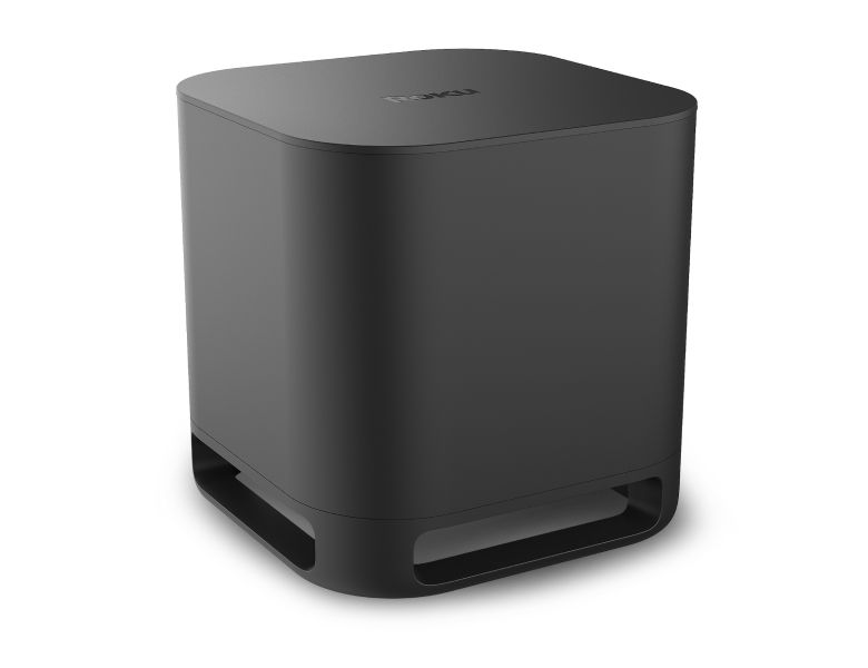 Roku's new Smart Soundbar is also a 4K streaming box