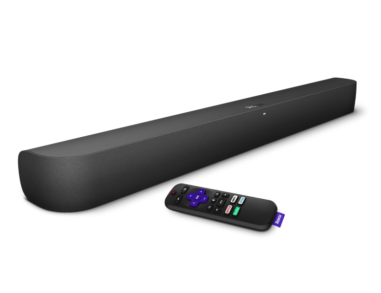 Roku unveils Smart Soundbar and Wireless Subwoofer