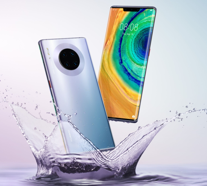 An avalanche of Huawei Mate 30 leaks hit the web this week