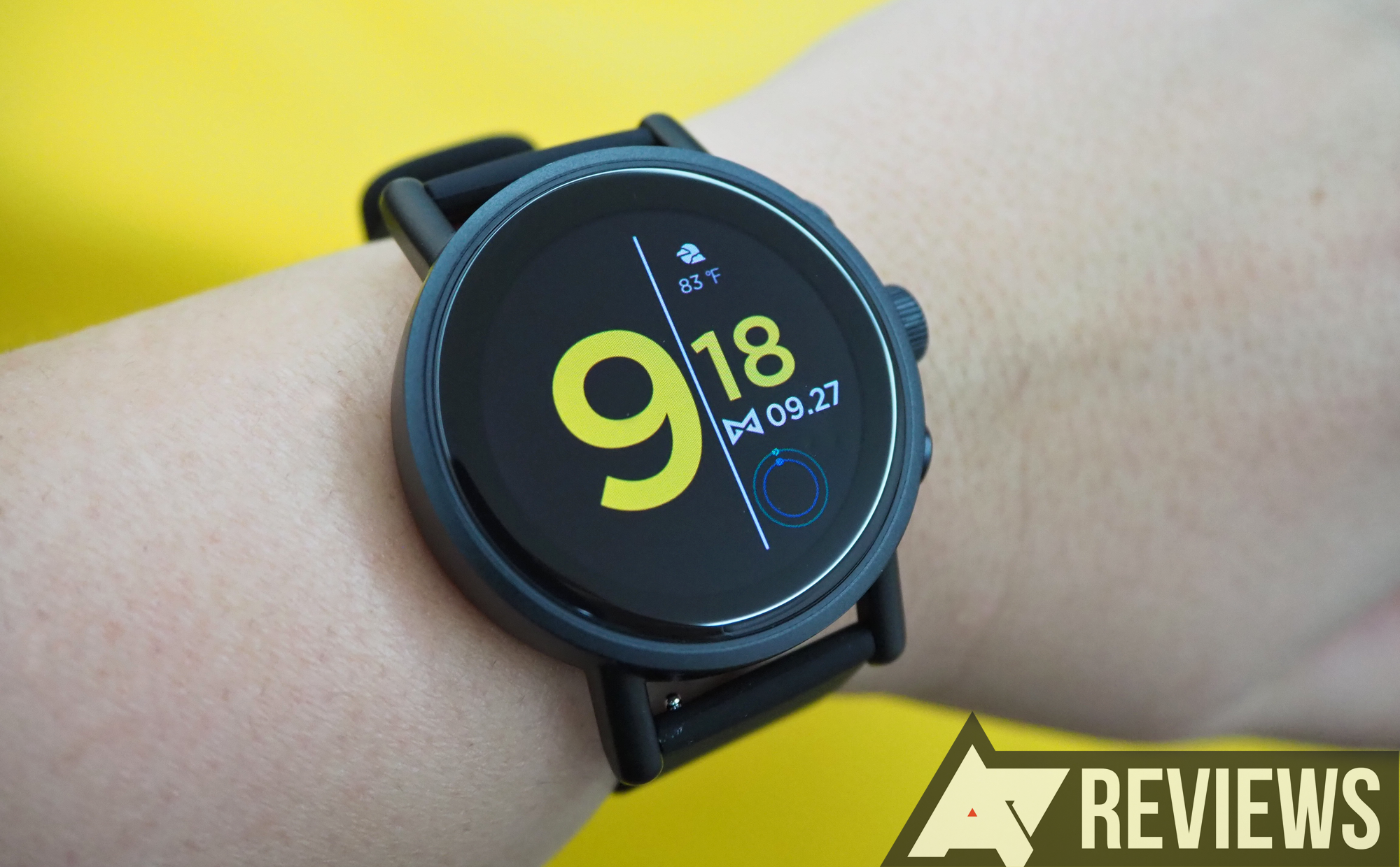 Misfit Vapor X review: Great looking smartwatch ruined by older hardware