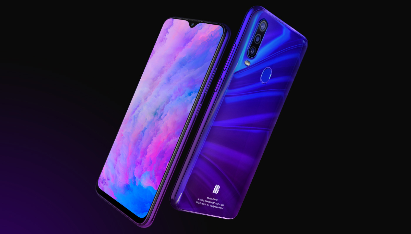 New Blu G9 Pro elevates mid-range expectations, 20% off for launch