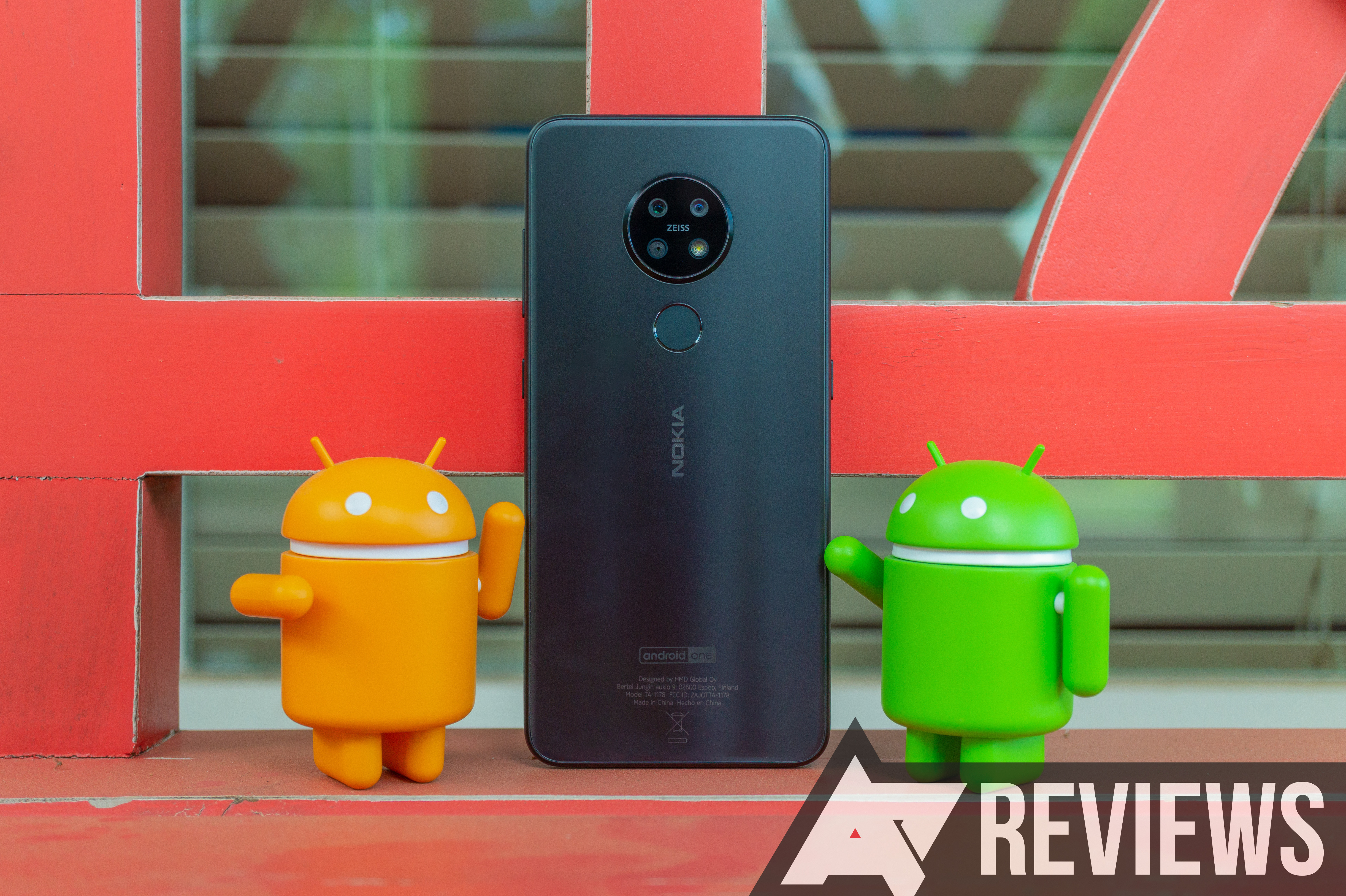 Nokia 7.2 review: A decent midranger that can't escape the Pixel 3a's shadow