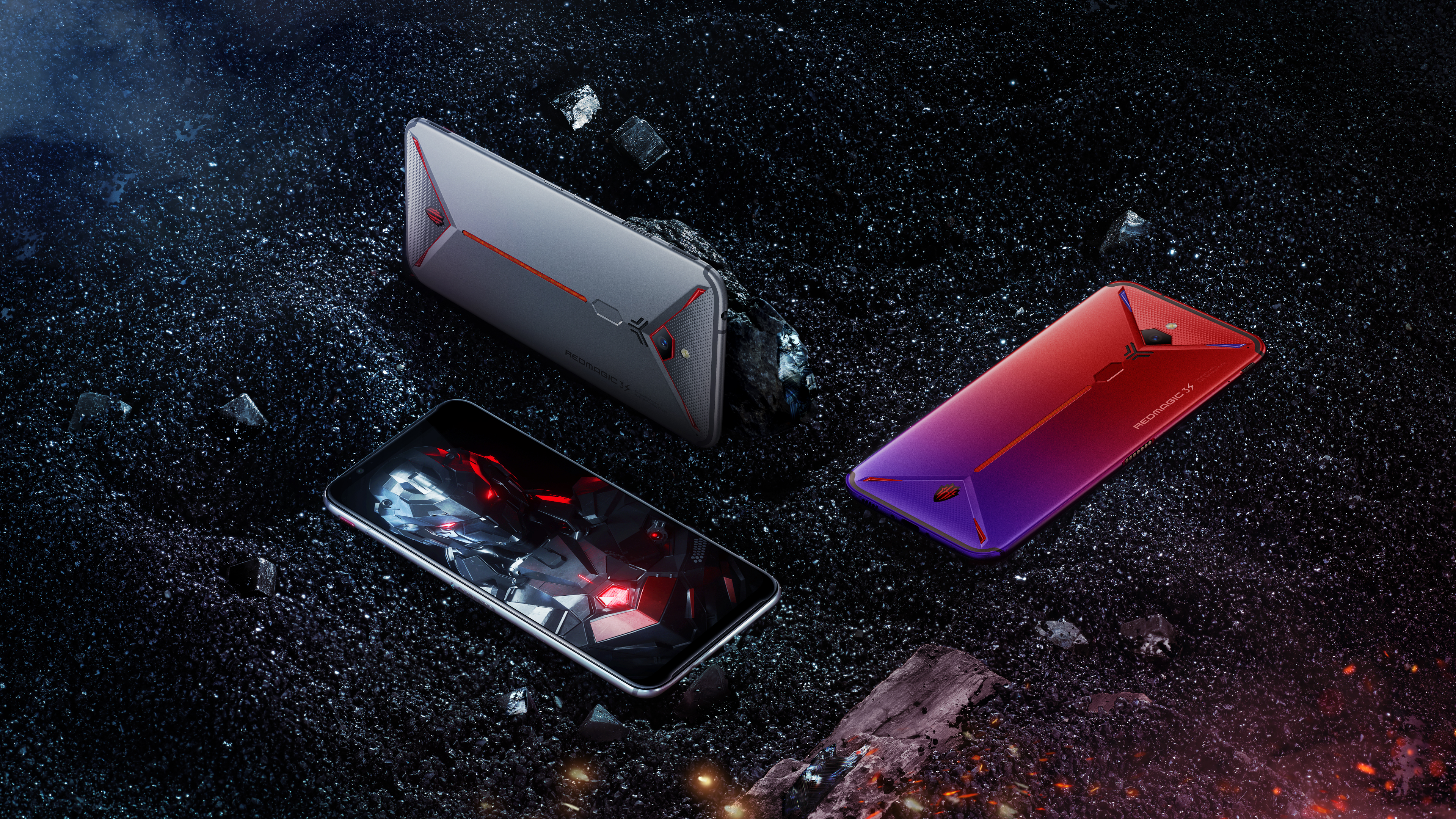 [Update: Global launch] Nubia reveals slightly improved Red Magic 3S with new Snapdragon 855 Plus