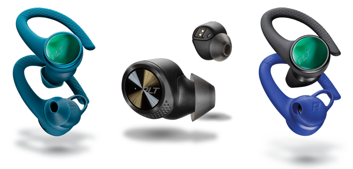 Plantronics Introduces Backbeat Fit 3150 Fit 3200 And Pro 5100 True Wireless Earbuds With Improved Connectivity And Microusb