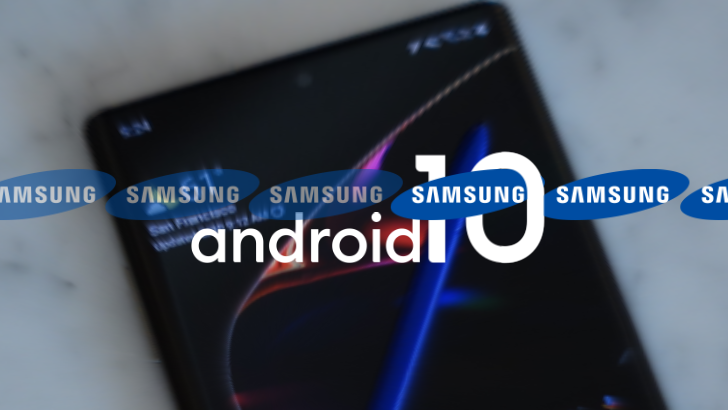 Image result for samsung android 10