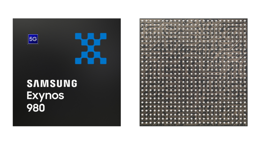 Samsung unveils integrated 5G processor, the Exynos 980