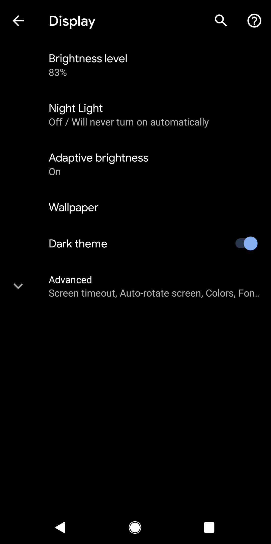 Update Apk Download Google Voice Dark Theme Now Rolling