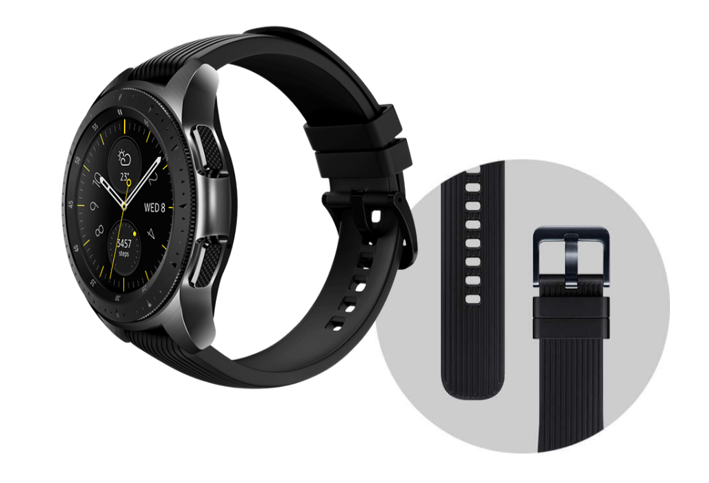 Open-Box Samsung Galaxy Watch with LTE is $167 on eBay ($213 off)