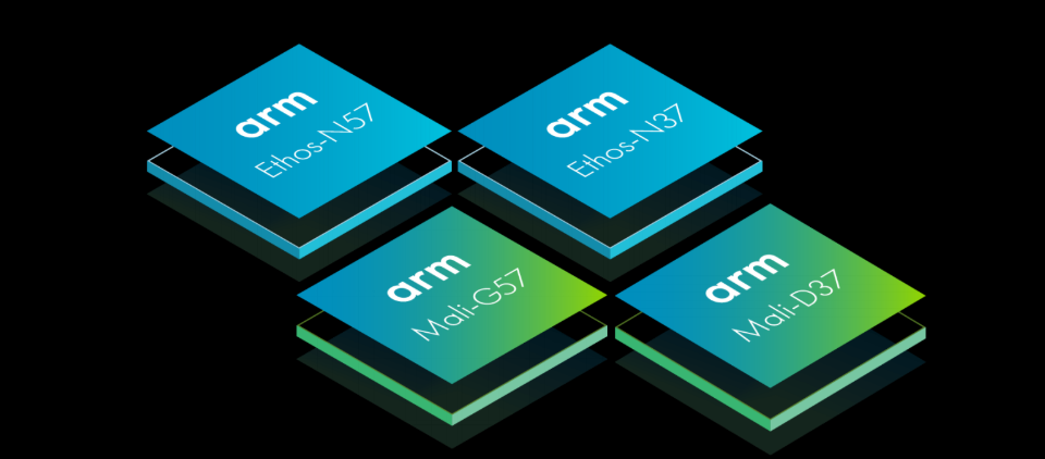 ARM announces four new chips, raising the performance bar for the mainstream market