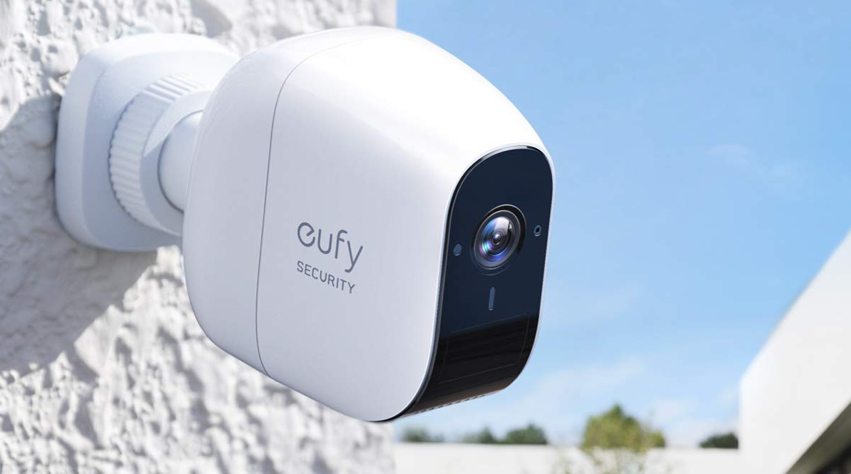 Grab the eufyCam E wireless security camera for $160, its lowest price yet