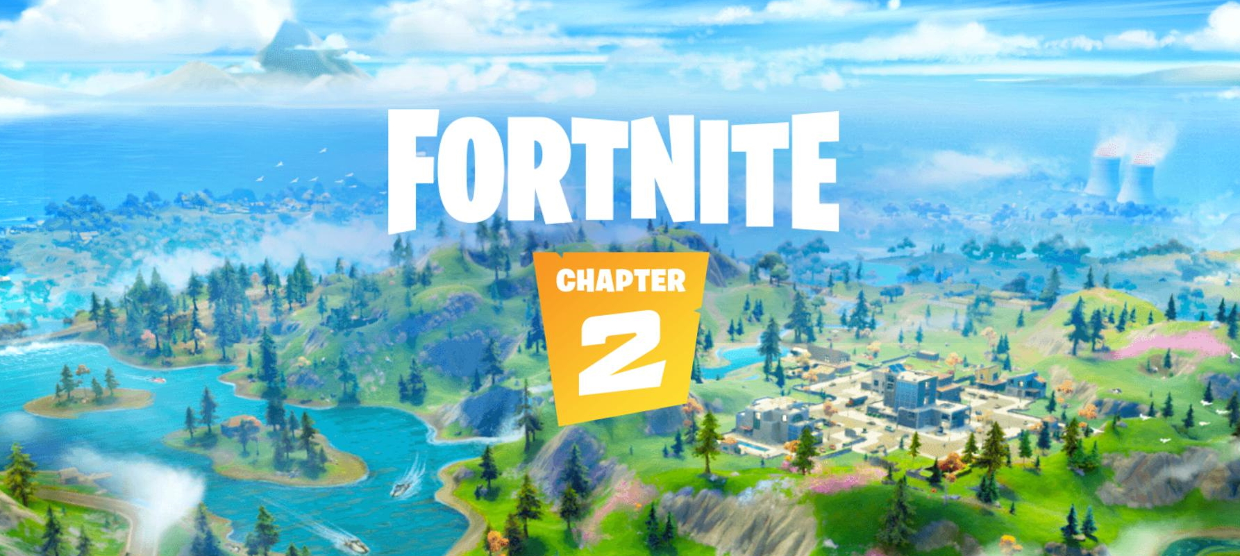 Fortnite Chapter 2 Arrives With An All New Island And Water