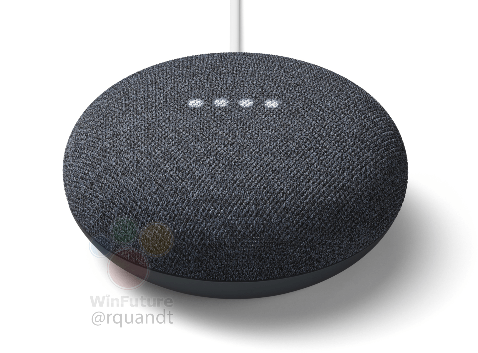 Google Nest Mini gets a refresh for fall 2019