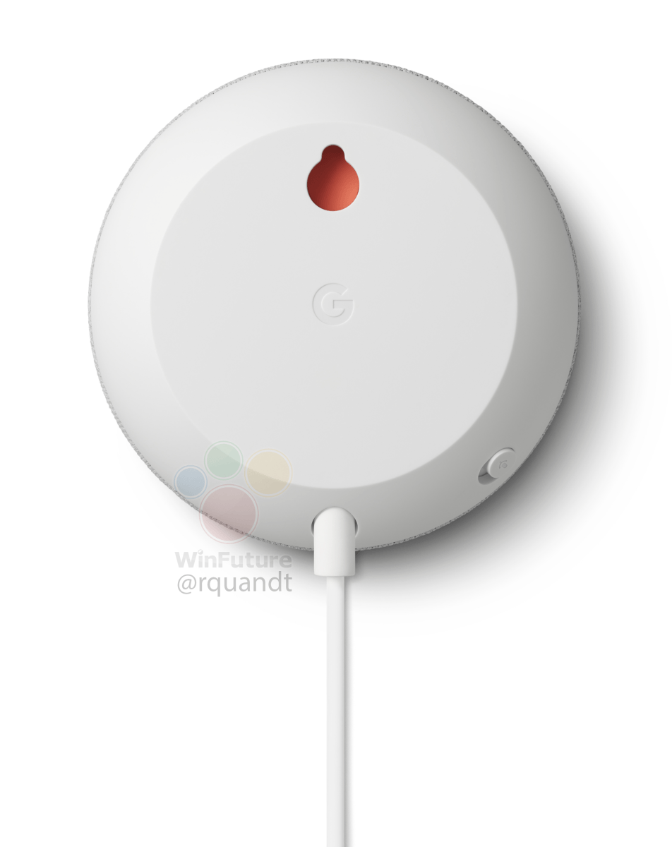 New Google Nest Mini gets official