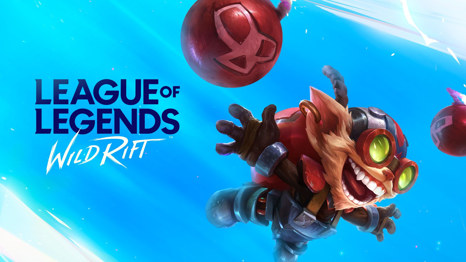 League Of Legends Wild Rift Open Beta Launches In Select Regions