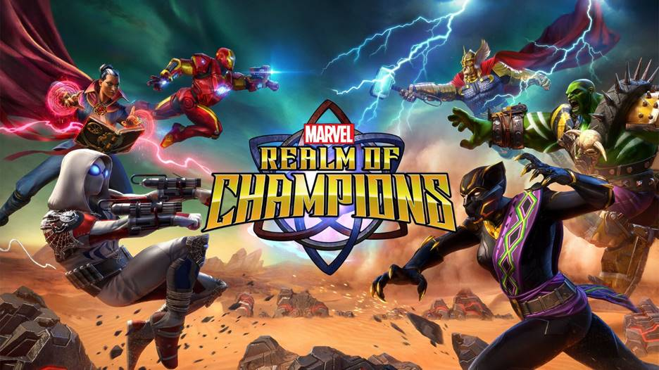 Best Rpg Games For Android 2020.Marvel Realm Of Champions Is The Followup To Contest Of