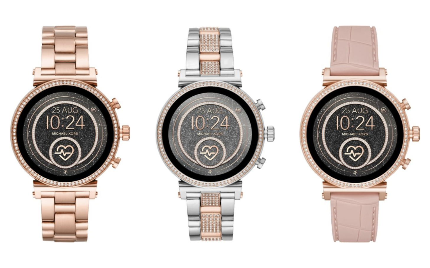 Michael Kors Access Sofie watches on sale for as low as $199 (up to $166 off)
